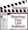 Watch a short presentation on your lost audience